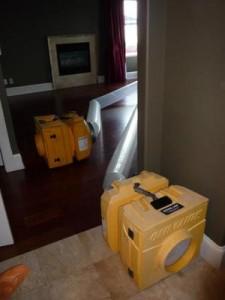 911 Restoration Orange County Water Damage Dryout