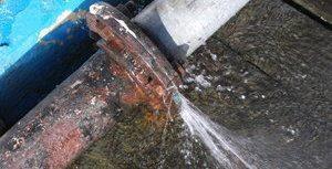 Water Damage Newport Coast Pipe Burst