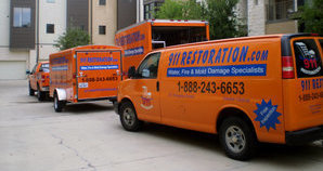 Commercial Property Damage Vehicles