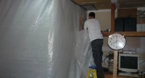 Water Damage Restoration Technician