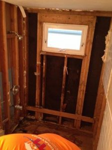 Water Damage Restoration In Residential Property