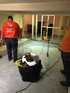 Restoring A Flooded Home