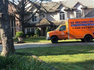 Disaster Restoration Orange County